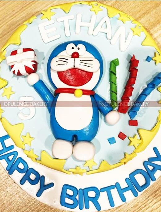 Doremon Custom Birthday cake