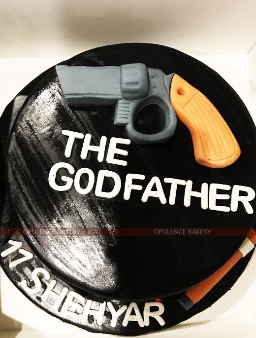 Godfather Movie Cake