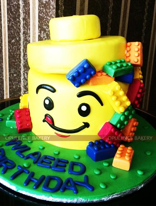 Lego 3 Pounds Birthday Cake